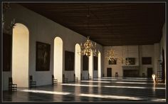 Kronborg Castle: The Great Hall, Explored by cayugahull08, via Flickr