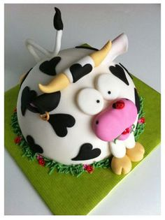 cow cake i love it