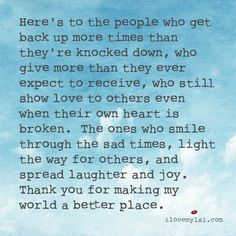 Spread laughter and joy