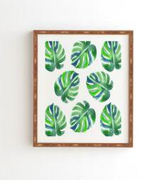 Going Green Framed W