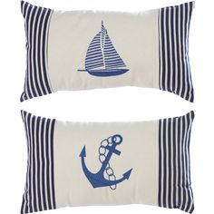 Sailor Pillow Set