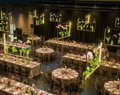 innovative corporate event design chicago Rockwell Catering and Events