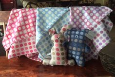 Beautiful Welsh baby gift items by Melin Tregwynt at Axel Interiors, Norwalk CT