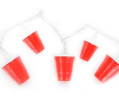 Red Cup Party Lights - Portable!!