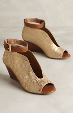 39fe638821d4 beautiful gold wedges  anthrofave http   rstyle.me n r3cemr9te