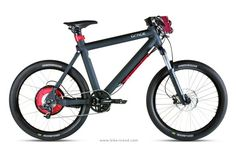 Grace E-Bike PRO CIT