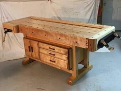 Table: Craftsman Work Bench For Versatile Working . Alera Plus Black Adjustable Workbench Stool With Back. Home and Family Workbench Stool, Woodworking Workbench, Woodworking Crafts, Woodworking Videos, Craftsman Workbench, Wood Trellis, Wood Mantle, Woodworking Shop Layout, Wood Working For Beginners