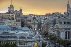 Alcalá con Gran Via