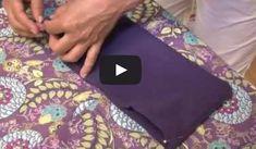 Ist Euch schon mal aufgefallen, an wie vielen Kleidungsstücken Bündchen sind? An vielen Pullis, Röcken und sogar Hosen! Unser Profi Jacqueline vom DaWanda-Shop Trollinge zeigt Euch, wie Ihr selbst ein Bündchen annähen könnt, und Euch damit tolle Klamotten selber nähen könnt. In unserem Video könnt Ihr ganz genau sehen, wie das geht. Was Ihr dazu …