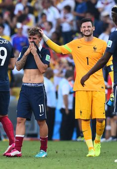 France vs Germany - July 4, 2014 #wc2014 #worldcup #worldcup2014