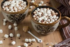 Milk Chocolate Peanut Butter Hot Chocolate | 22 Hot Chocolates You Must Make This Winter