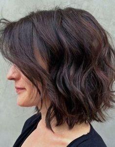 Afbeeldingsresultaat voor long messy bob haircuts