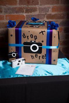 Box for Camera