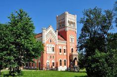 Erdődy-kastély - Vasvörösvár, Hungary