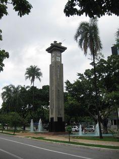 Goiania Brazil -- Art Deco