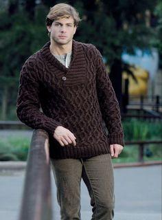 Cardigans and Sweaters Shawl Collar Sweater, Sweater Jacket, Men Sweater, Dapper Gentleman, Mens Jumpers, Fine Men, Sweater Fashion, Sweater Weather, Sexy Men