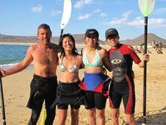 Kayaking & Snorkeling in Punta Lobos - Todos Santos