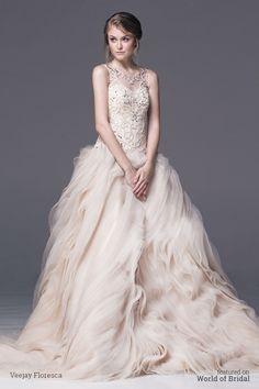Veejay Floresca 2015 Wedding Dress