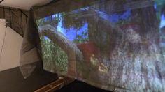 WEATHERPROOF, WIND RESISTANT 4K AND 3D READY BACKYARD CINEMA SCREENS