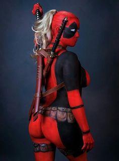 This Deadpool Do! Lady Deadpool, Marvel Vs, Marvel Dc Comics, Deadpool Costume, Superhero Villains, Martial Artists, Action Poses, Comic Book Characters, Fantasy Girl
