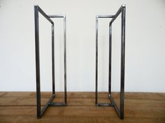 40x23x11 Trestle Table Bases Bar Height Table Bases by Balasagun