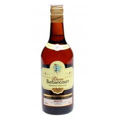 Barbancourt Extra Old Rum 8 years 43% 750ml