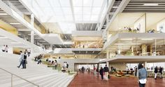 Gallery - Henning Larsen Architects Wins Competition to Design a New Forum at Lund University - 10