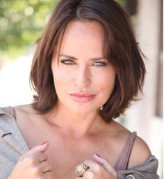 """Daytime soap star Crystal Chappell is coming to the 2013 Macon Film Festival. She is currently """"Danielle"""" on The Bold and the Beautiful."""