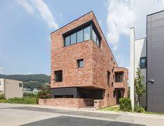 Casas modernas por aandd architecture and design lab.