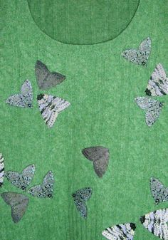 How To Creatively Repair Moth Holes In Your Favorite Sweaters Using