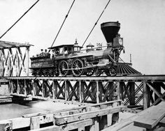 Civil War Railroads Locomotives | Us Military Railroad Civil War