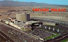 Vintage Vegas: Caesars Palace, Las Vegas, Nevada