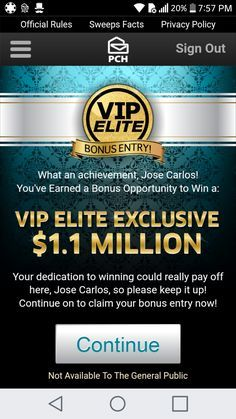 Publishers clearing house i jose carlos gomez claim prize day promotion card bulletin id code PCH-AAA for activation and to win it. Lotto Winning Numbers, Lotto Numbers, Instant Win Sweepstakes, Online Sweepstakes, Lottery Winner, Lotto Winners, Lotto Lottery, Promotion Card, Win For Life