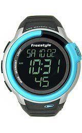 FreeStyle Mariner Action Black Digital Dial Men's Watch #FS84898