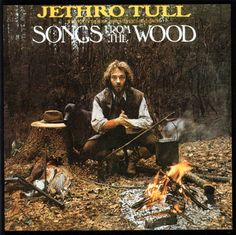 'Songs from the Wood' is my top fave Tull album.