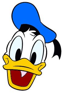 Donald Duck Clip Art Images 3 | Mickey & Friends at Disney Clip ...