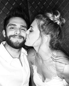 Thomas Rhett and Lauren.  Happy 4th!