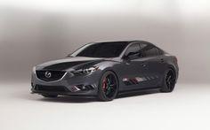 2013 Mazda Club Sport 6 Concept