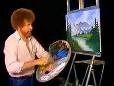 Paint With Bob Ross - Lessons