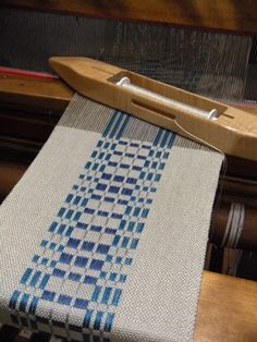 Thistle Rose Weaving: Monk's Belt Table Runners Inspiration.