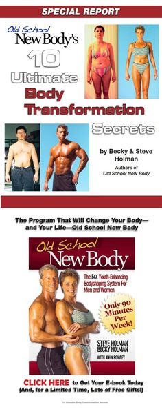 How to Look Younger - Old School New Body #younger #lookyounger