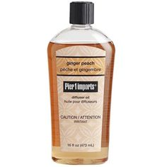 Ginger Peach Diffuser Oil