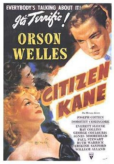 Citizen Kane...