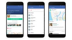 Facebook adds Community Help to Safety Checks     - CNET  Enlarge Image  Facebooks Community Help tool is now a part of Safety Check. You can search for resources or help provide for those in need around crisis areas.                                                      Facebook                                                  Facebook is making Safety Check more than a tool to let people know youre out of harms way.  The social network giant added a Community Help feature to Safety Check…