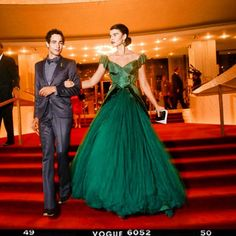 Belle of the ball. Photo from @voguemagazine - @zac_posen- #webstagram