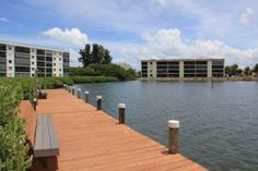 JUST LISTED Fountain Cove Waterfront Real Estate in Cocoa Beach Florida - Cocoa Beach Condo Gallery $149,900.00