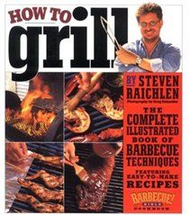 How to Grill: The Complete Illustrated Book of Barbecue Techniques, A Barbecue Bible! Cookbook How to Grill The Complete Illustrated Book of Barbecue Techniques Barbecue Recipes, Grilling Recipes, Wine Recipes, Camping Recipes, Barbecue Sauce, Carne Asada, Barbacoa, Chefs, Mop Sauce