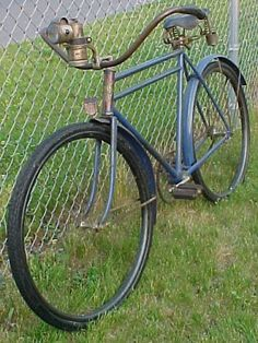 1910's Emblem Men's Bicycle - Picture #4 - Dave's Vintage Bicycles
