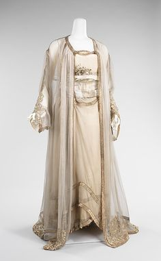 Evening ensemble  1910