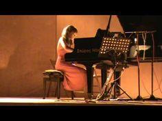 Chopin, Fantasie Impromptu: Marianna Brown at the International Music Festival of Aegina 2008